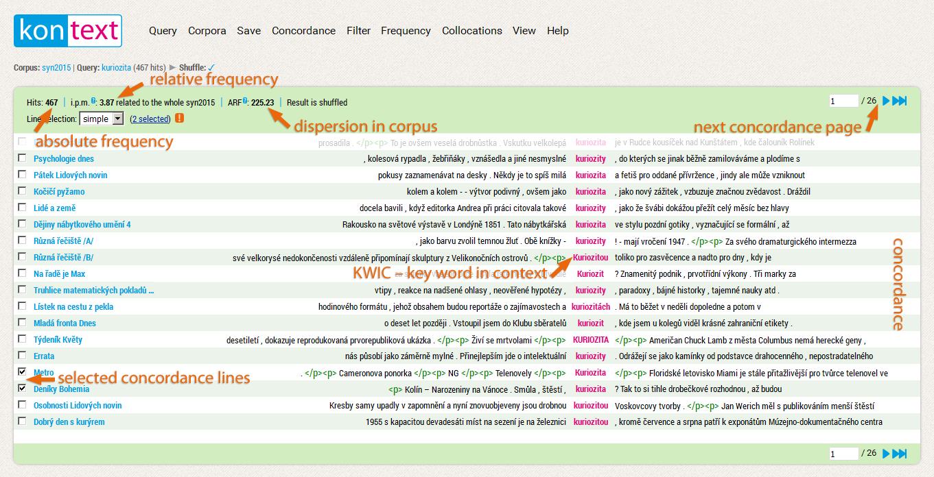 en manualy kontext index příručka Čnk